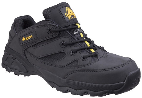 Black Composite Safety Trainer