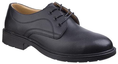 Black Steel Safety Shoe