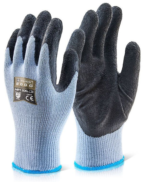Latex Palm Coated Glove
