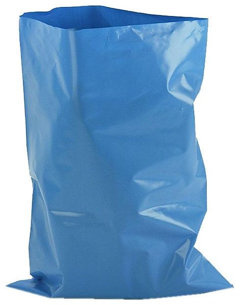 Heavy Duty Blue Rubble Sacks (100)