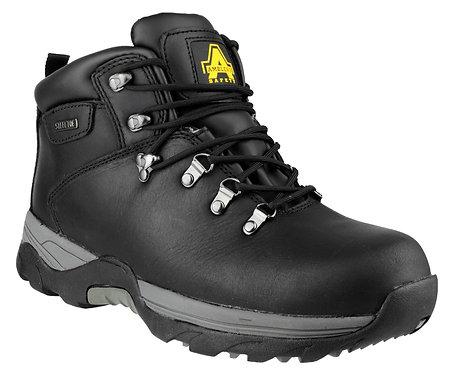 Black Steel Safety Hiker