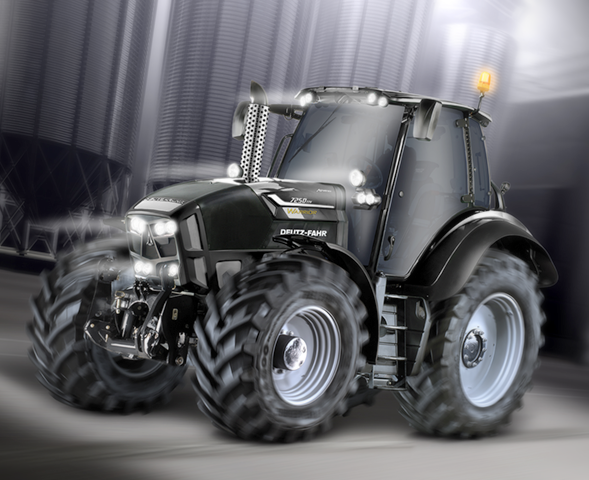Grundy Agricultural 7250 WARRIOR