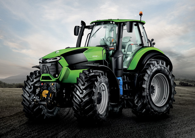 Grundy Agricultural 9 Series