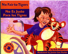 Eric Hoffman picture book No Fair to Tigers