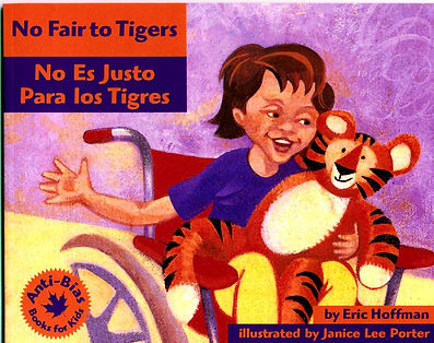 Eric Hoffman picture books No Fair to Tigers