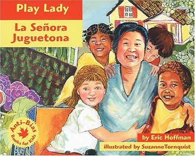 Eric Hoffman picture books Play Lady