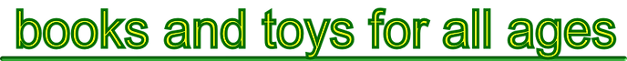 Eric Hoffman books and toys