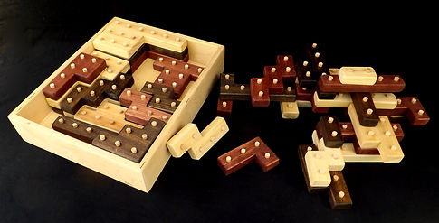 Eric Hoffman wooden toys architect blocks