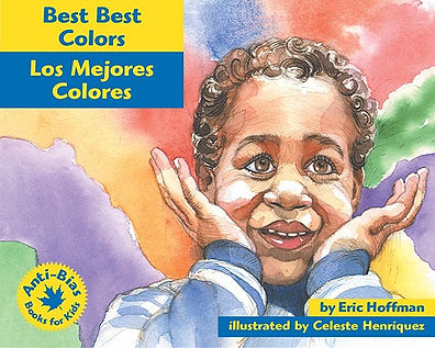 Eric Hoffman picture books Best Best Colors