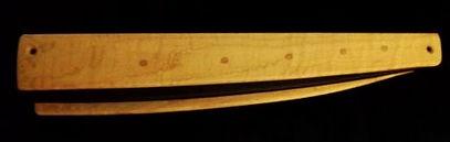 Eric Hoffman wooden knife holder