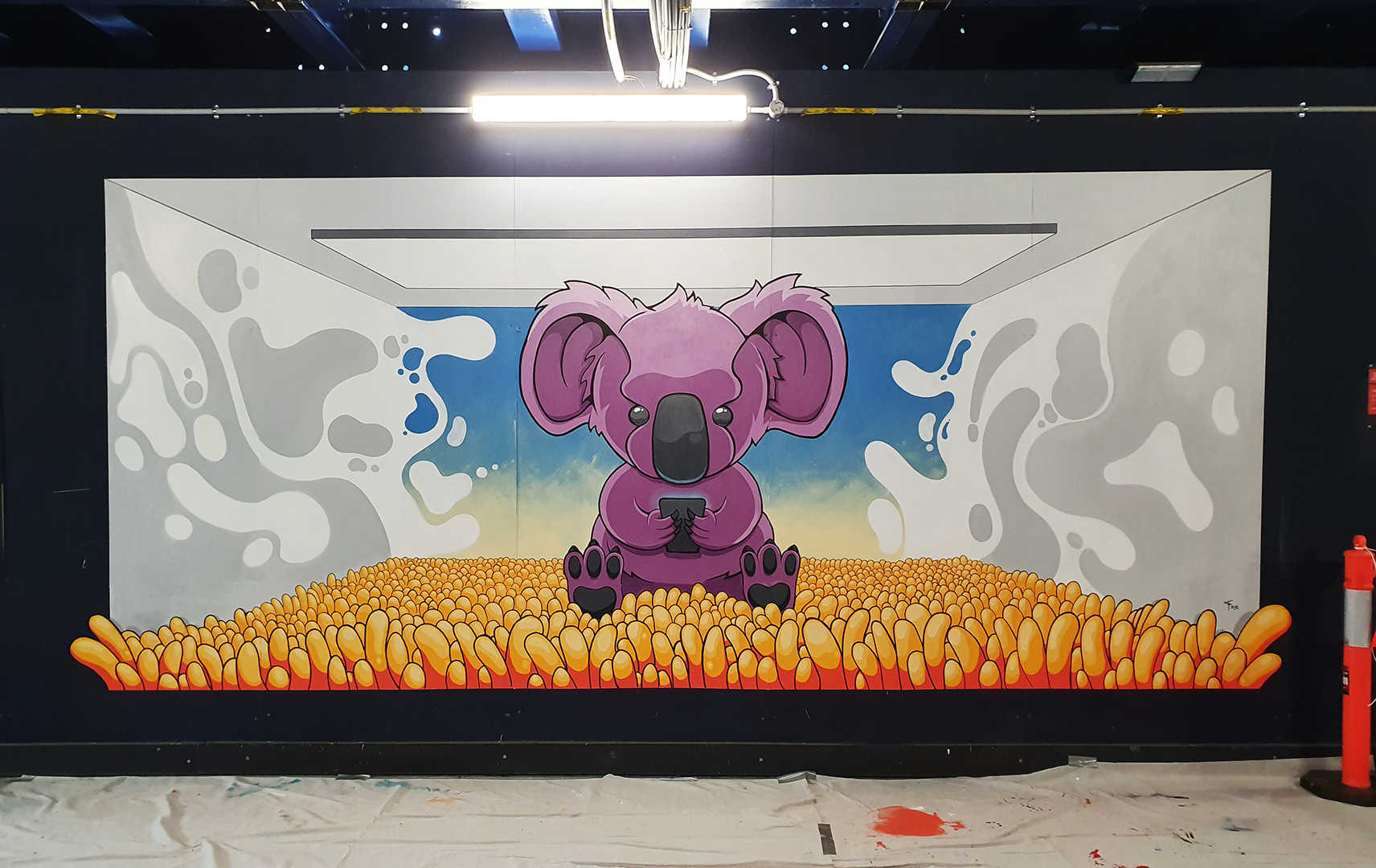 BSAF-2020-Wall