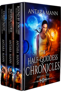 The Half-Goddess Chronicles by Antara Mann