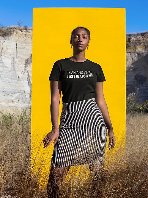 Just Watch Women's short sleeve t-shirt