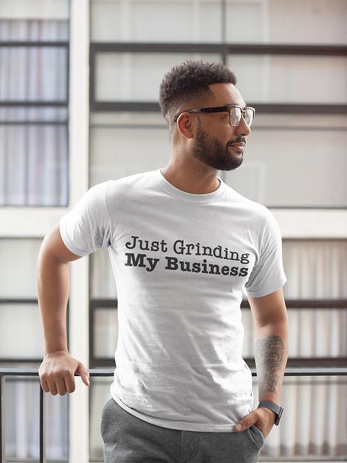Just Grinding Short-Sleeve Unisex T-Shirt
