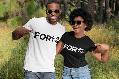 Forgive You For You Short-Sleeve Unisex T-Shirt