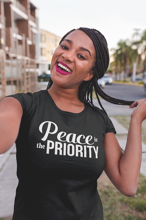 Peace is the Priority
