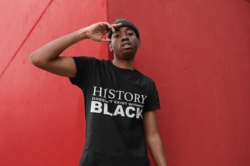 Black History Short-Sleeve Unisex T-Shirt