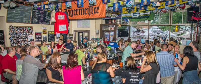 Busy Keggers Bar