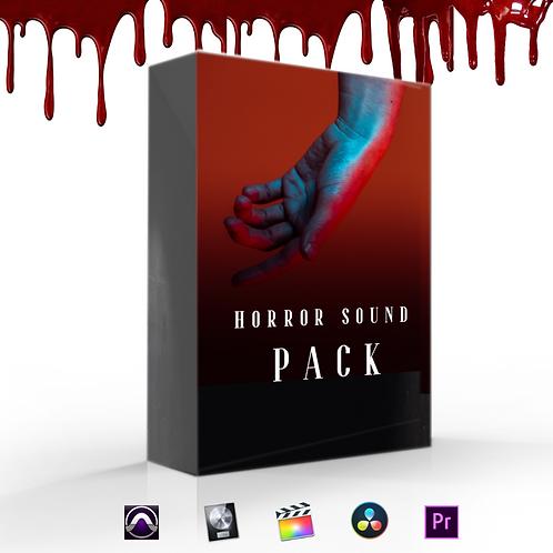 Horror Sound Pack  by Ozprana