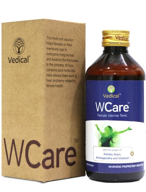 WCare Syrup – Female Uterine Tonic