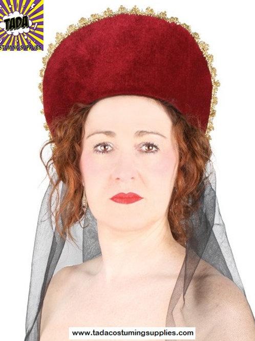 Elizabethan Style Headpiece