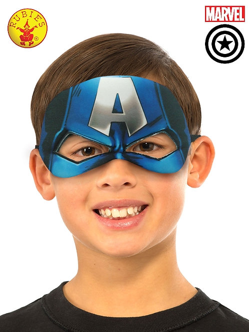 Mask - Captain America Plush