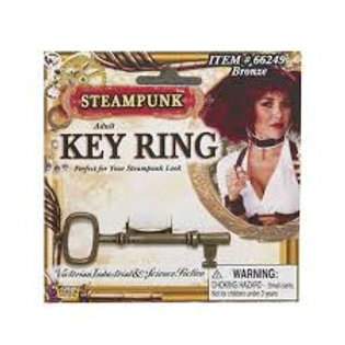 Steampunk 'Key' Ring
