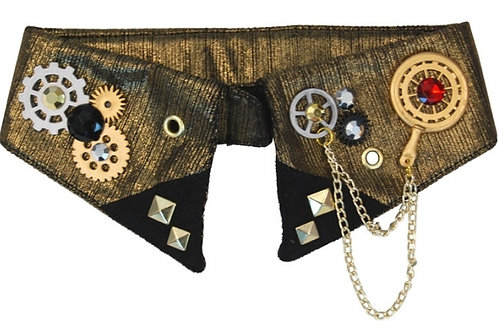 Steampunk Style Collar