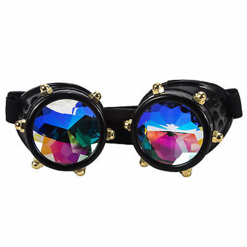 Goggles - Decorative Frame Assorted