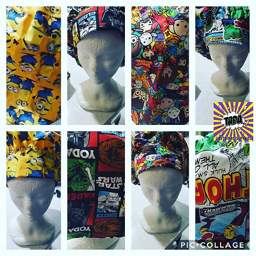 Handmade Beret Style Hat