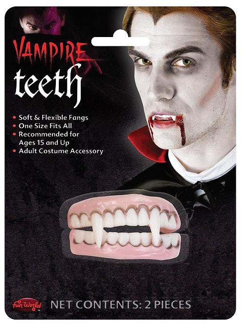 Vampire Style Teeth