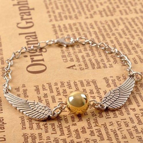 'Golden Snitch' Bracelet