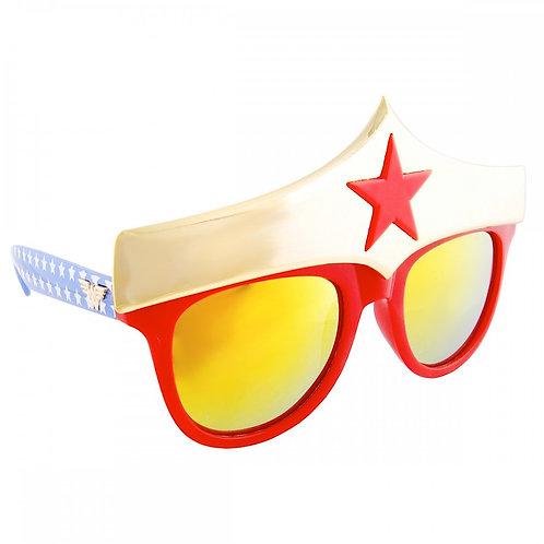 'Wonder Woman' Adult Sunglasses