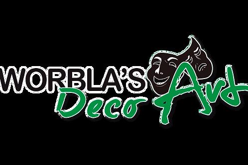 Worbla's® Deco Art - 200g