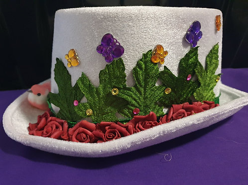 'Into Spring' Inspired Top Hat