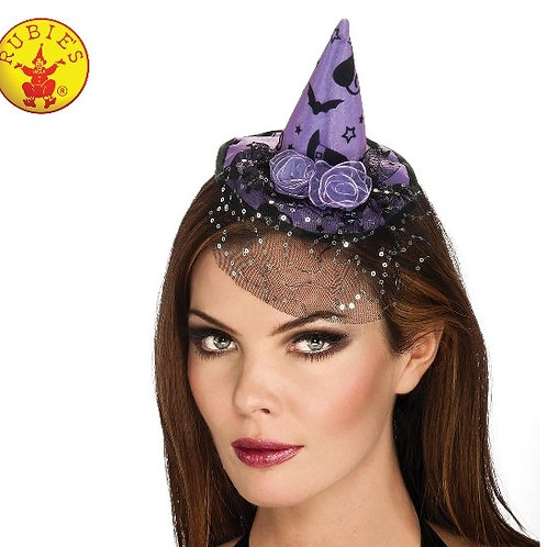 Clip on Witches Hat (Mini)