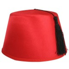 Dr Who Style Fez