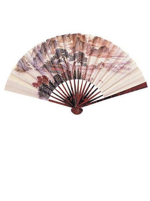 'Mikado' Style Paper Fan