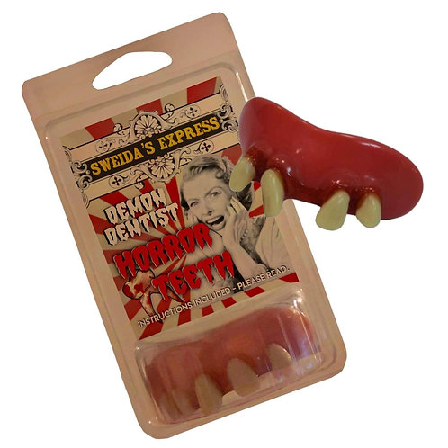 'Demon Dentist' Teeth -Assorted