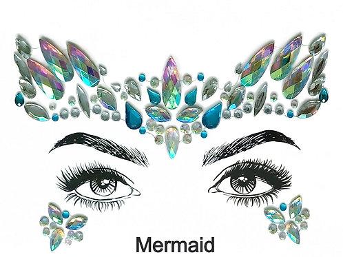 Diamond Daze Face Jewels