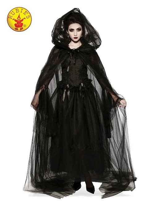 Hooded Witches Cape