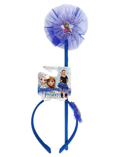 Frozen Headband & Wand