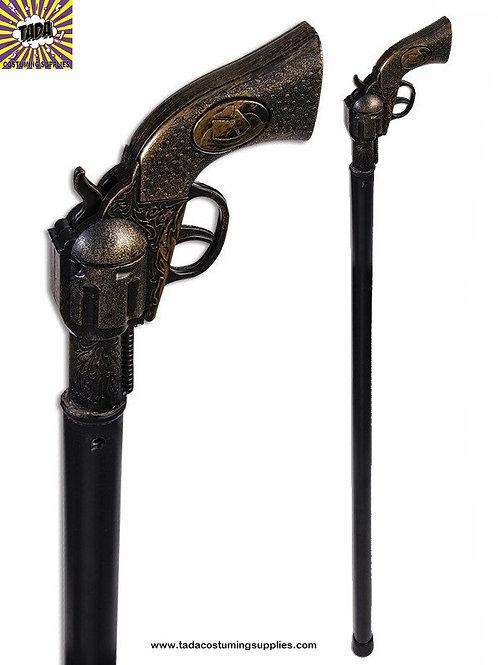 Pistol Walking Cane
