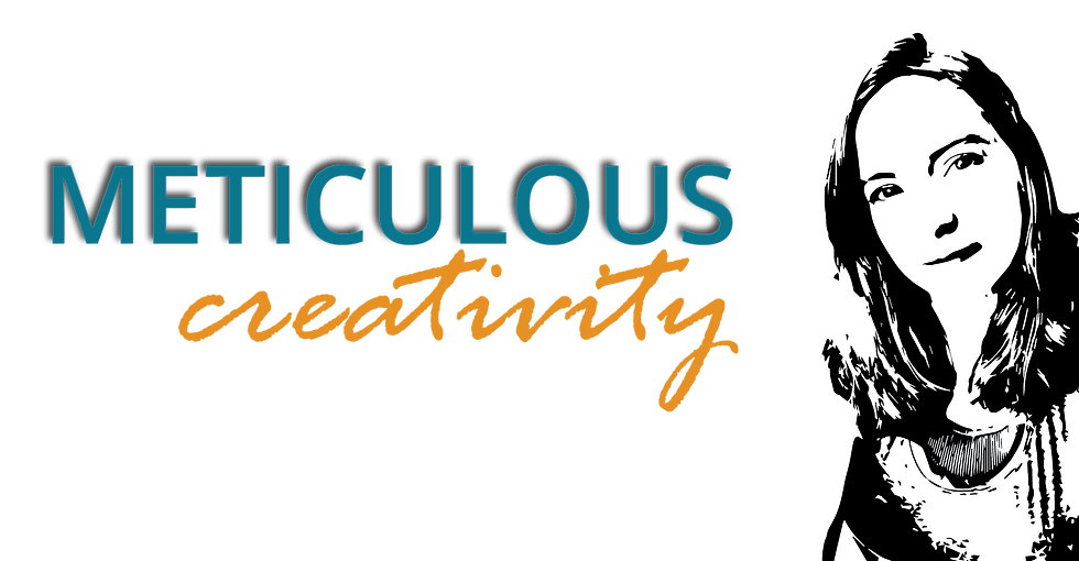 CCrawfordWriting | Meticulous Creativity