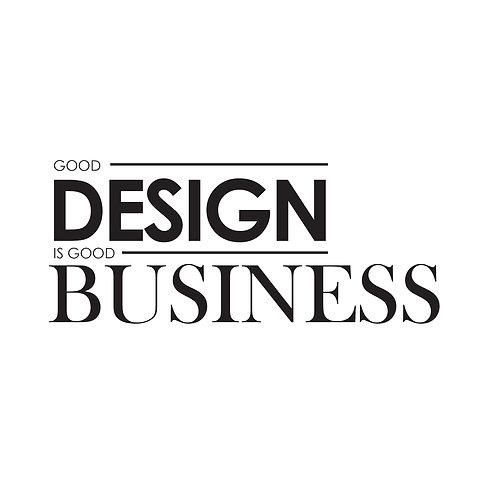 Good Design is Good Business - Men's