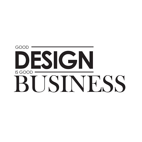 Good Design is Good Business - Women's