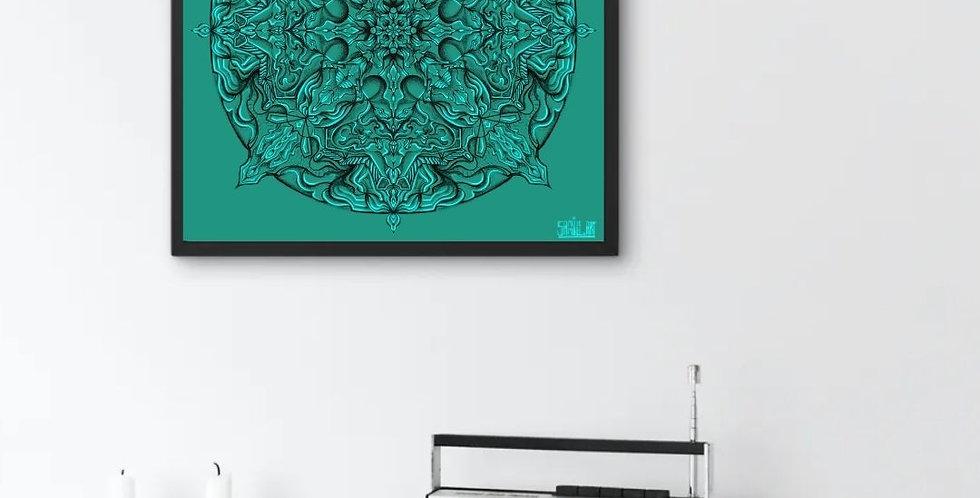 Ritual Giclee Print