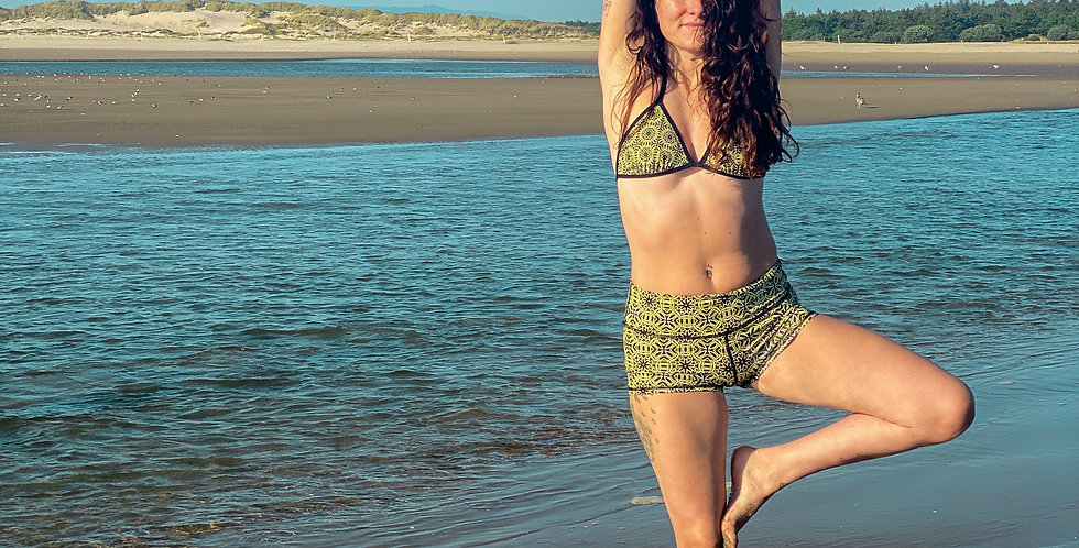 Samskara Eco Yoga Shorts