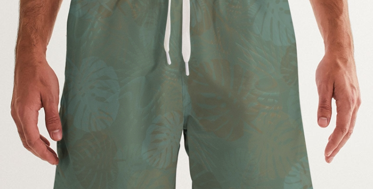 Tropical Daze Swim Trunks