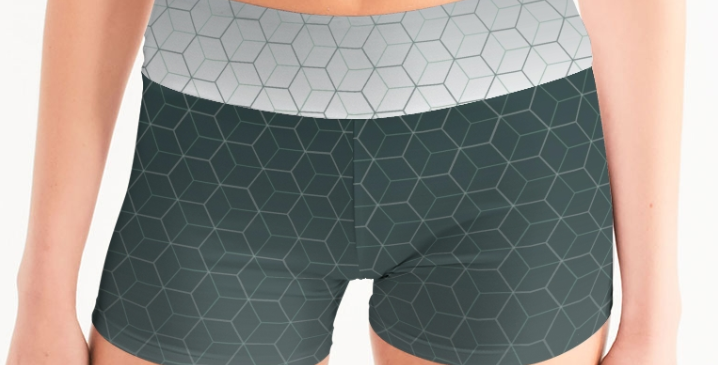 Hexa Eco Yoga Shorts